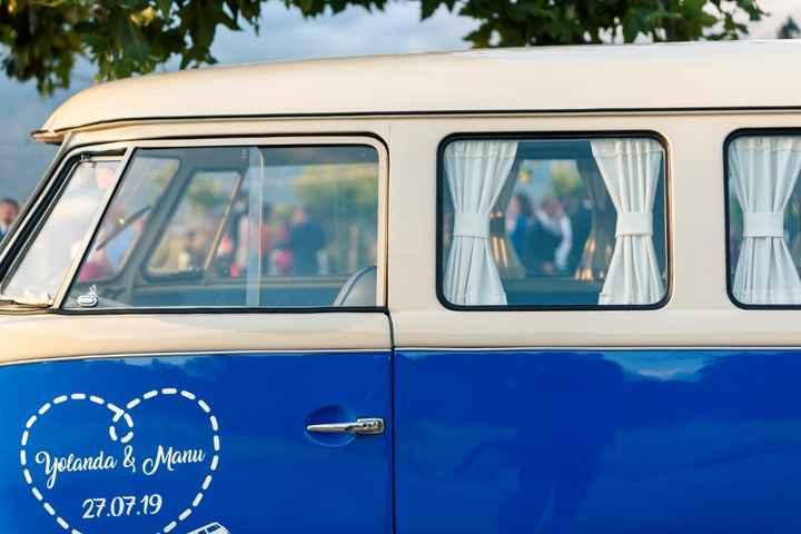¿Eres fan de las caravanas vintage? ¡Inclúyelas en tu boda! - 1