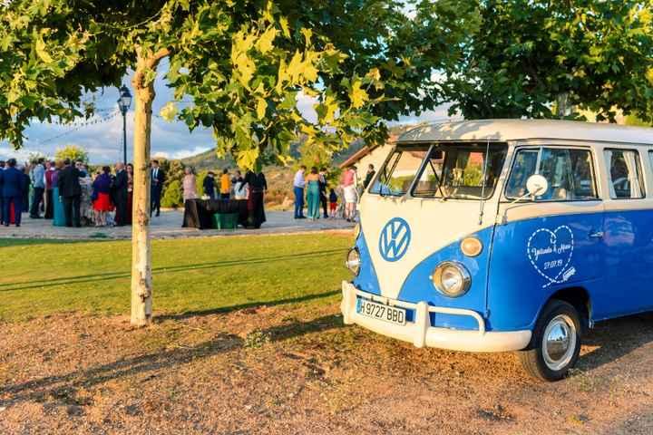 ¿Eres fan de las caravanas vintage? ¡Inclúyelas en tu boda! - 2