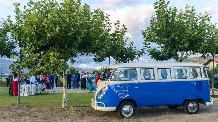 """Opciones de """"coches de boda"""" - 1"""
