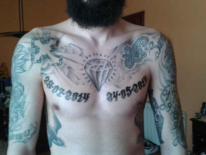 Nuevos tatoos!! - 2