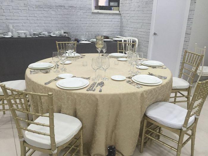 Ya elegi decoracion del catering banquetes foro - Foro decoracion ...
