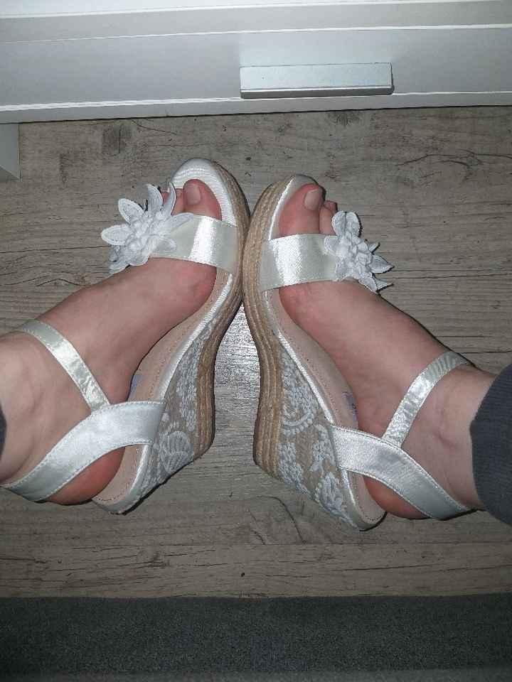 Habemus zapatos!! - 2