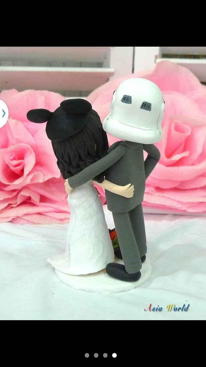 Sabeis de alguien que pueda hacer esta figura para la tarta?? - 3