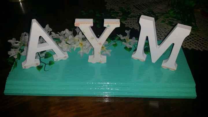 Mis letras diy que os parece? - 4