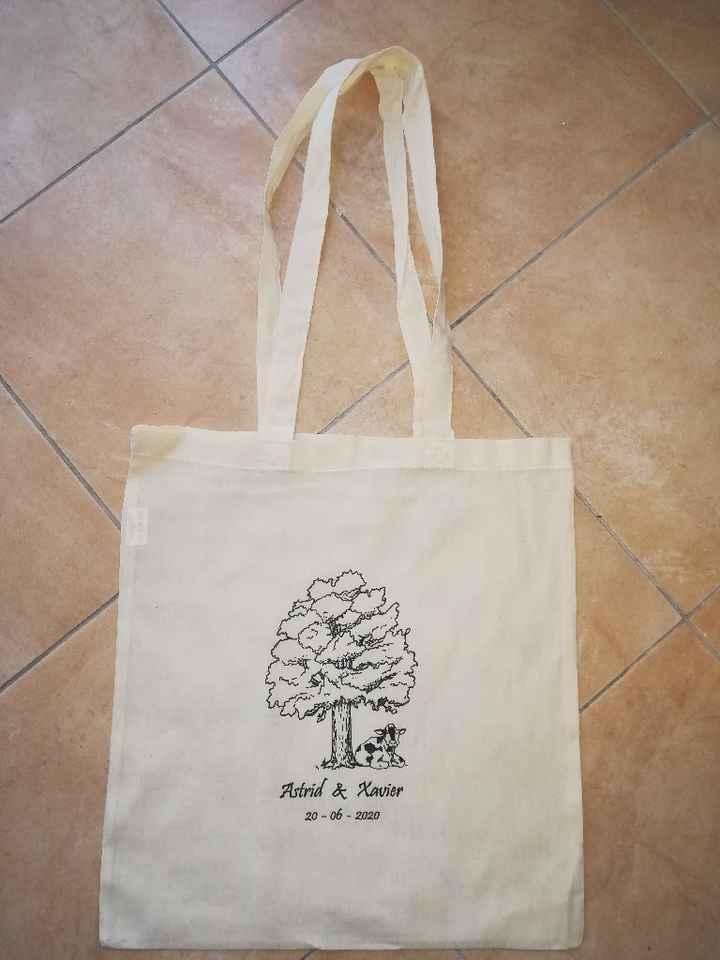 Bolsas regalo para invitados - 1