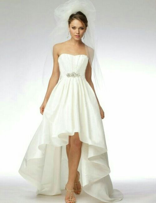 vestido - barcelona - foro bodas