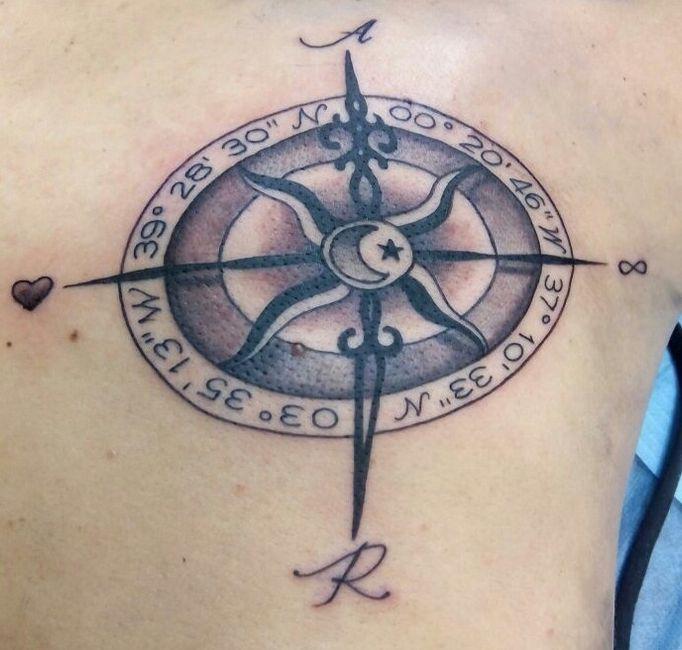 Tatuaje en pareja, sÍ o no? - 1