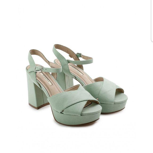 Ayuda zapatos! ¿Cuál os gusta más? 4