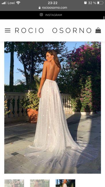 vestido de novia brillante 6