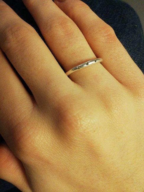 ¡Comparte una foto de tu anillo de pedida! 💍 26