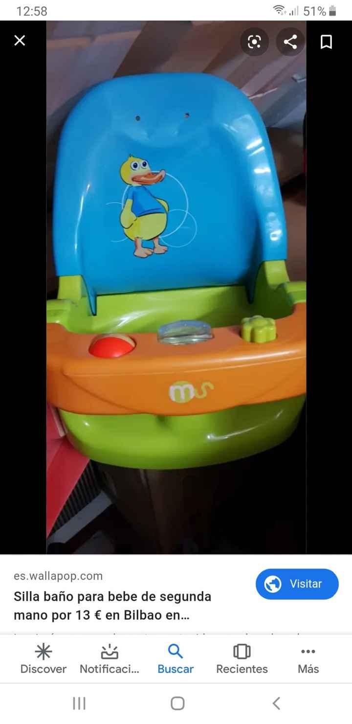 Aro o asiento de bañera 1