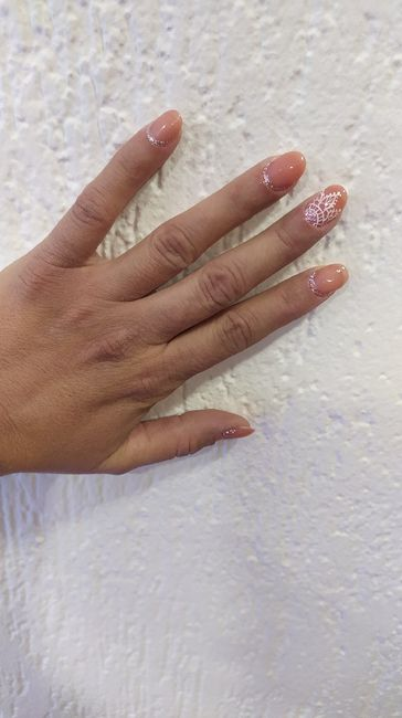 Mirad mis uñas!!! 1