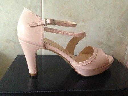 zapatos rosa palo,dónde encontrarlos bien baratos??? - moda nupcial