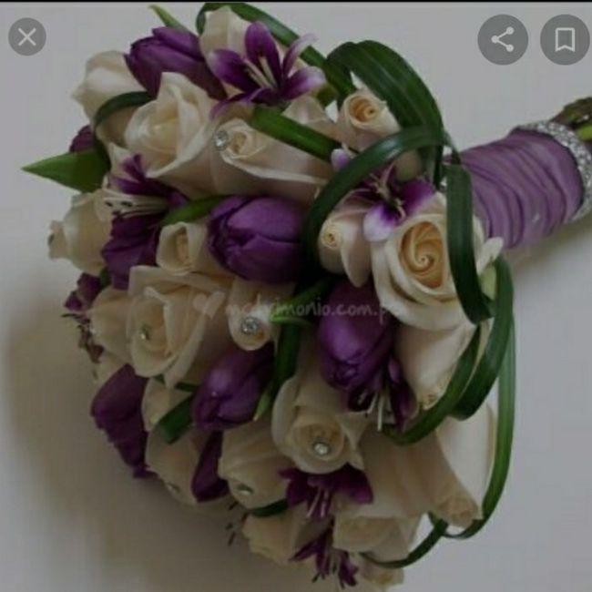 ¿Bouquet verde o de otro color? 4