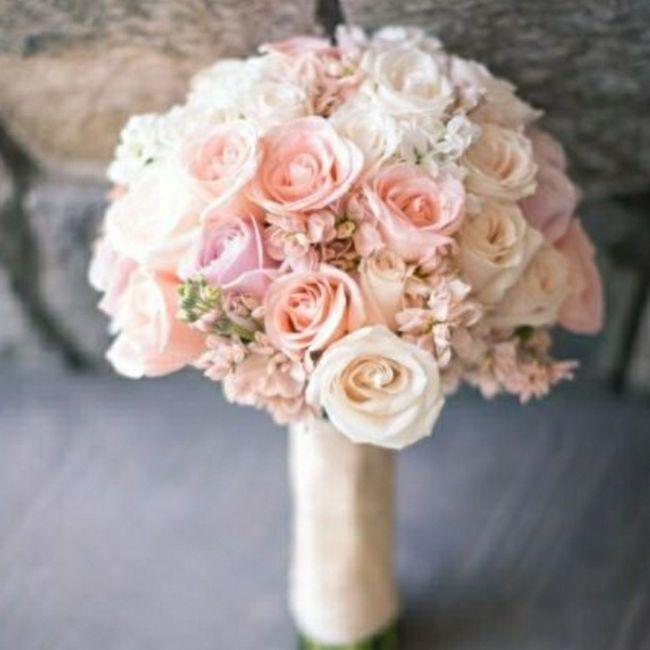 ¿Bouquet verde o de otro color? 5