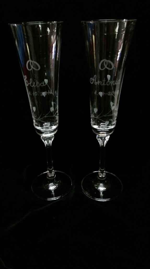 Mis copas artesanales!! - 4