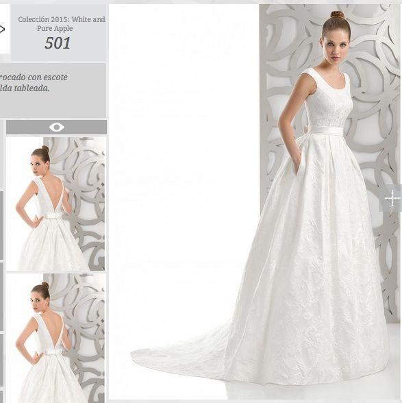 Cuanto sale un vestido de novia