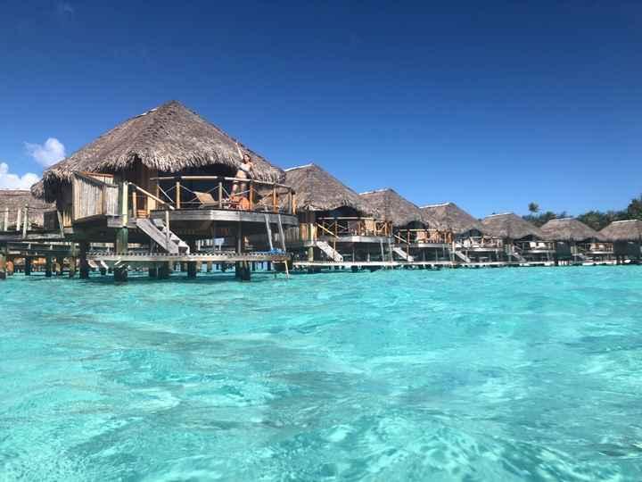 Casita en Bora Bora