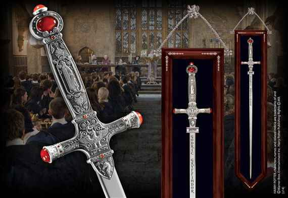 Espada de Godric Griffindor - 1