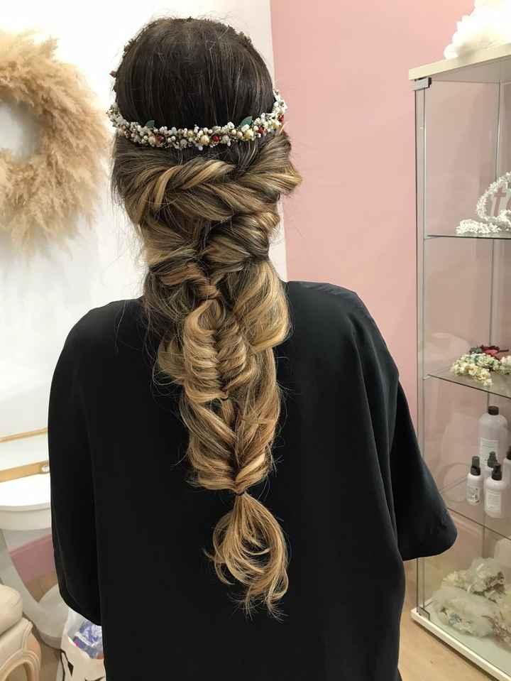 Prueba de peinado - 4