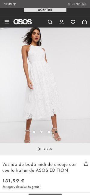 Dónde comprar un vestido corto? 3