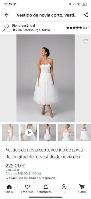 Dónde comprar un vestido corto? 5