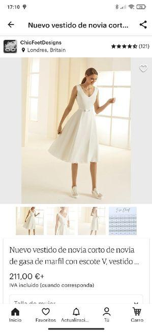 Dónde comprar un vestido corto? 6
