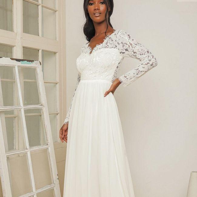 Dudas para elegir el vestido de novia 6