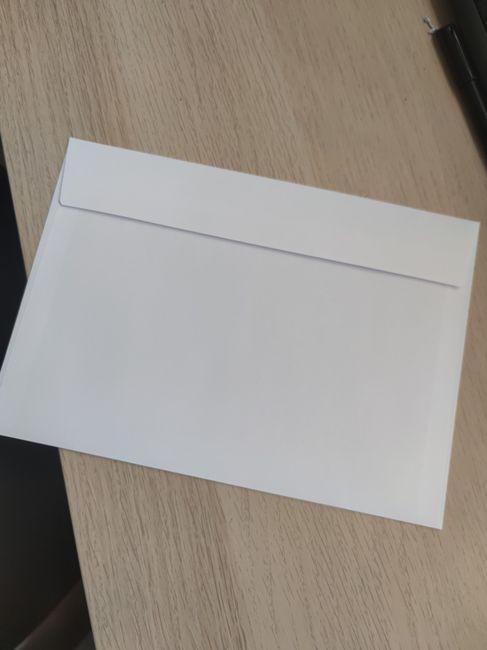 Comprar sobres invitación 3