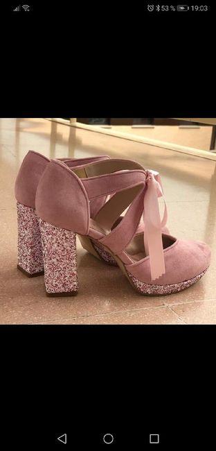 Zapatos en noviembre 6