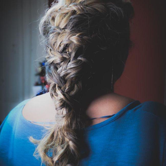 Que peinado llevarás en la boda? 1