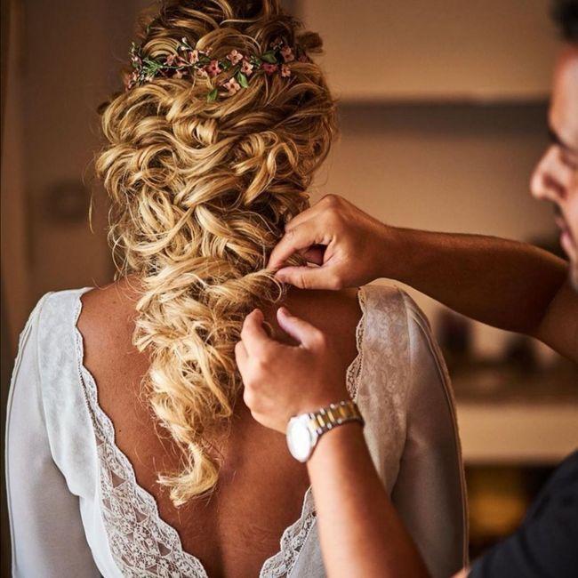 Que peinado llevarás en la boda? 2