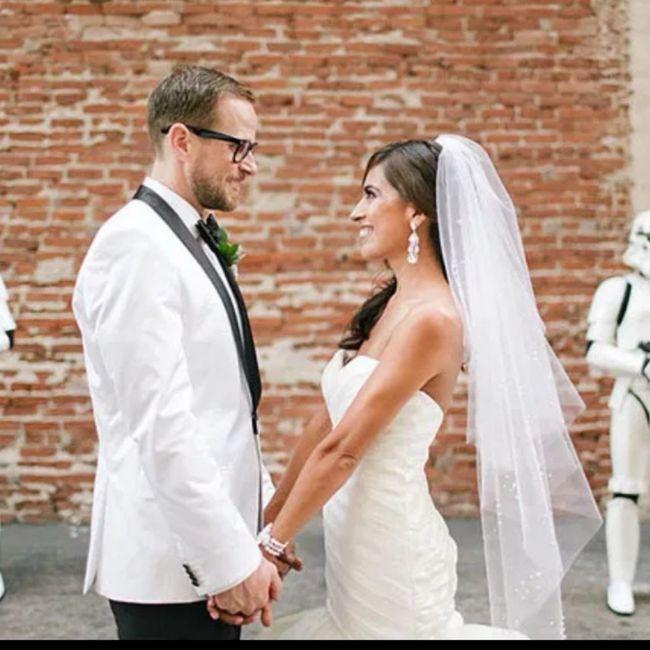 Los llevarías a tu boda? 1