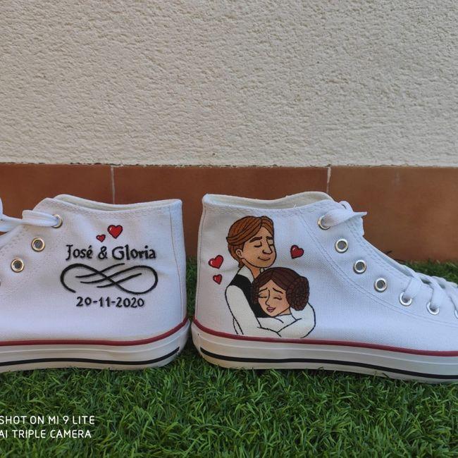 Zapatos de repuesto 2