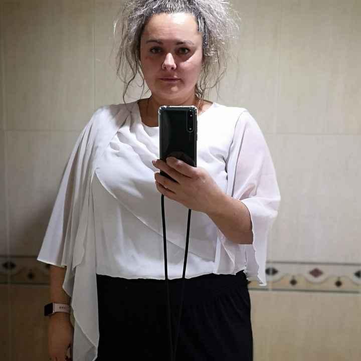 Idea de ropa para una boda por civil - 1