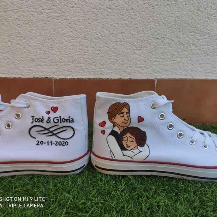 Zapatos de repuesto - 1