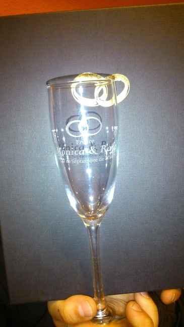 Grabar copaa de champane - 1
