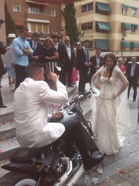 Mas fotos de mi boda