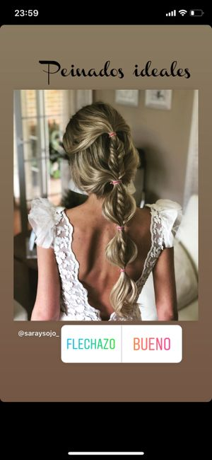 Peinados para bodas ! 7