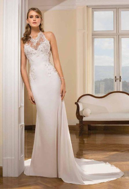 Acosncejar para vestido de novia - 2