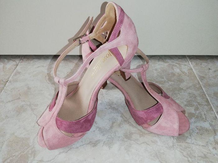 S. O. S. Ampollas con los zapatos! - 1