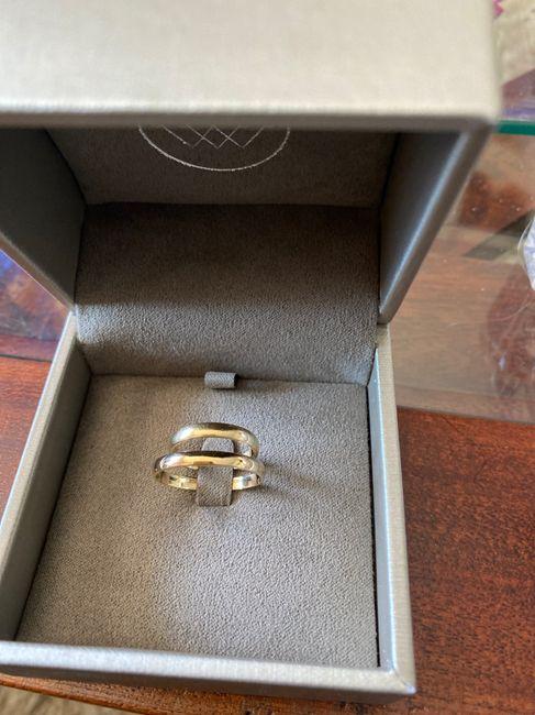 Los anillos - 1