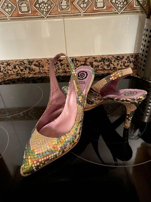 Que tipo de zapatos os vais a poner el día de vuestra Boda? 4