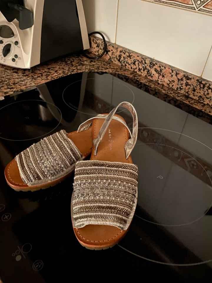 Que tipo de zapatos os vais a poner el día de vuestra Boda? - 2