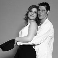 Evelyn y Jose
