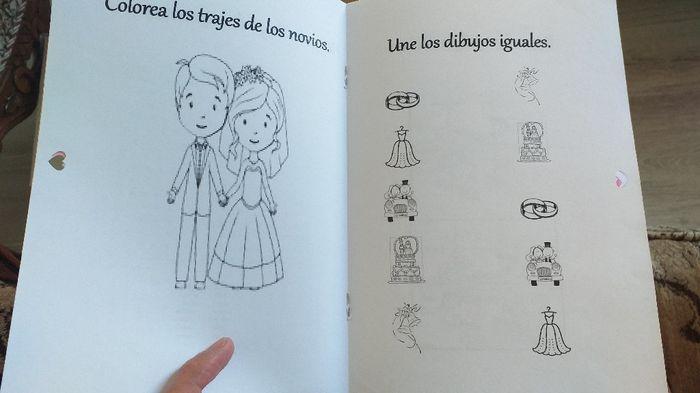 Cuaderno de actividades para niños 3