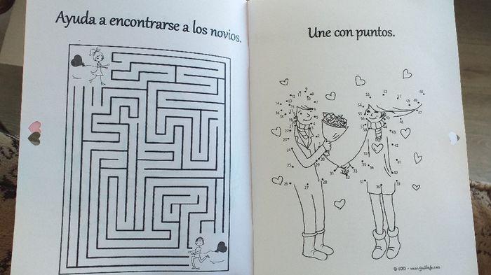 Cuaderno de actividades para niños 4