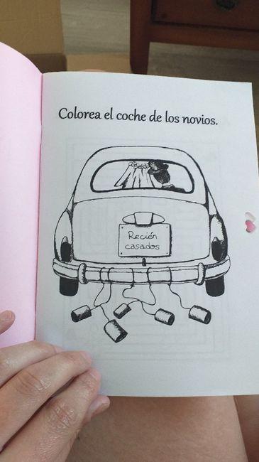 Cuaderno de actividades para niños 5