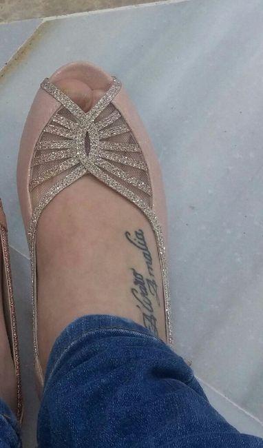 Alianzas y zapatos! - 2
