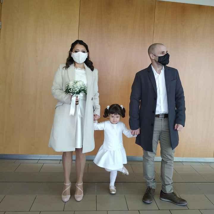 Ya somos Marido y mujer - 2